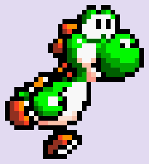 Depixelizing Pixel Art